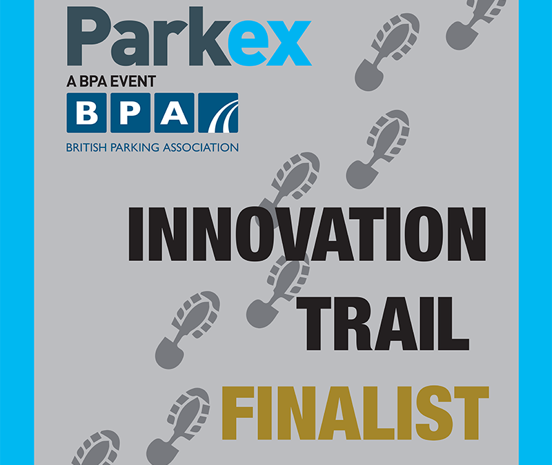 IPS (UK) Ltd Recognised on the Parkex Innovation Trail